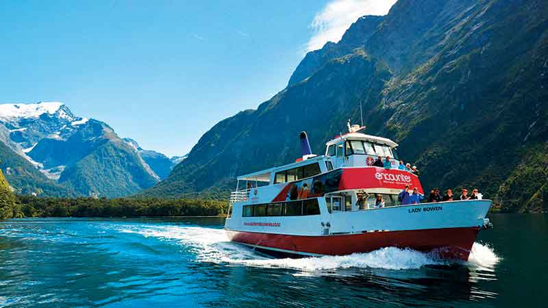 New Zealand Exotic CHC Franz Queenstown Auckl