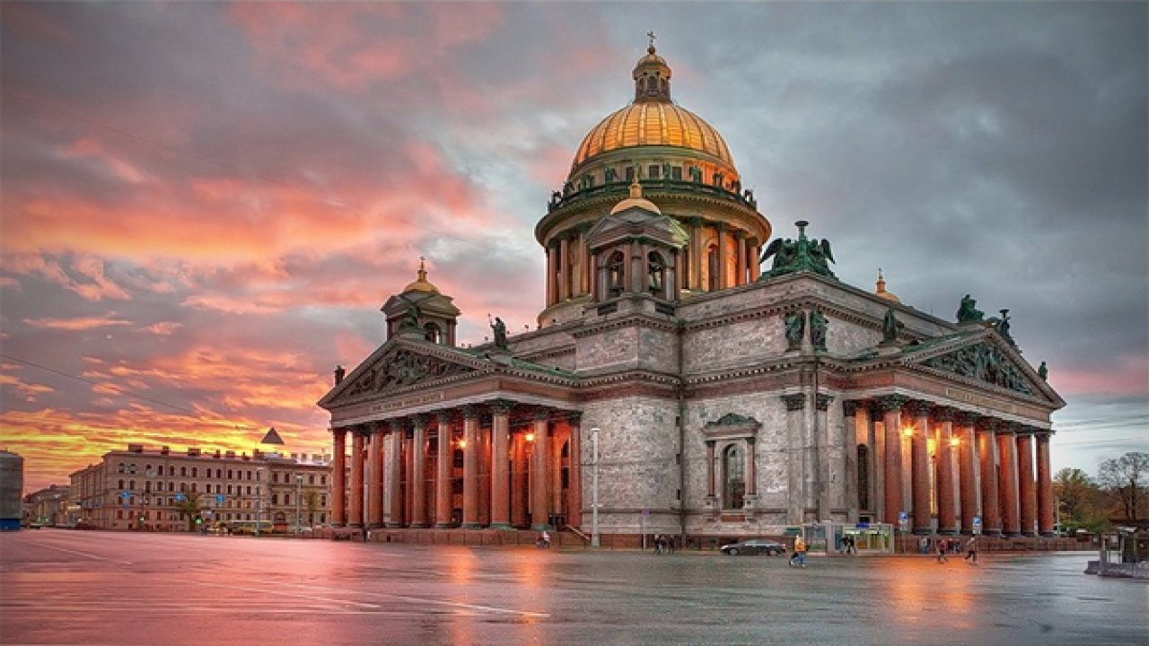 Russia Moscow  St Petersburg