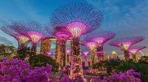 Mesmerizing Singapore