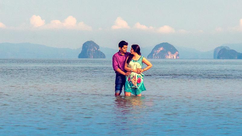 Andaman Portblair and Havelock Neil Island