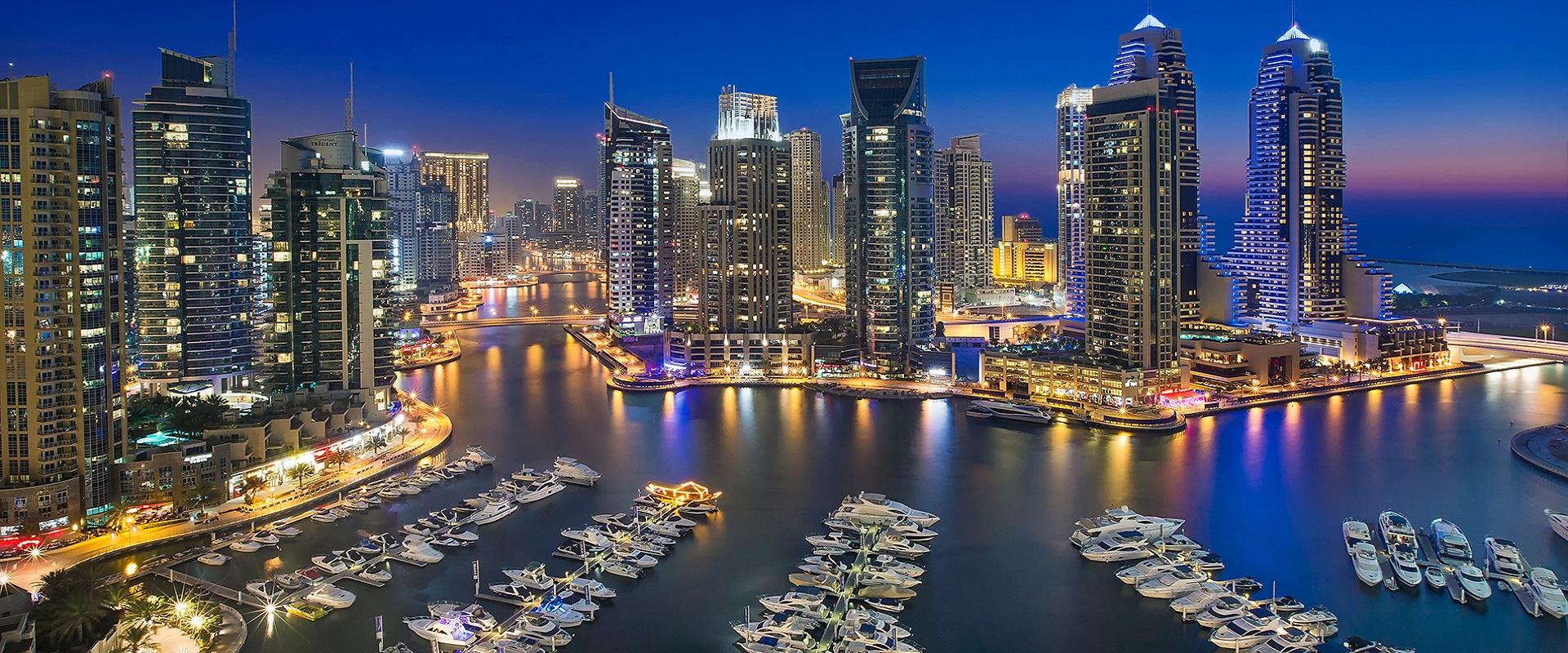 DUBAI EXTRAVAGANZA-HYATT REGENCY