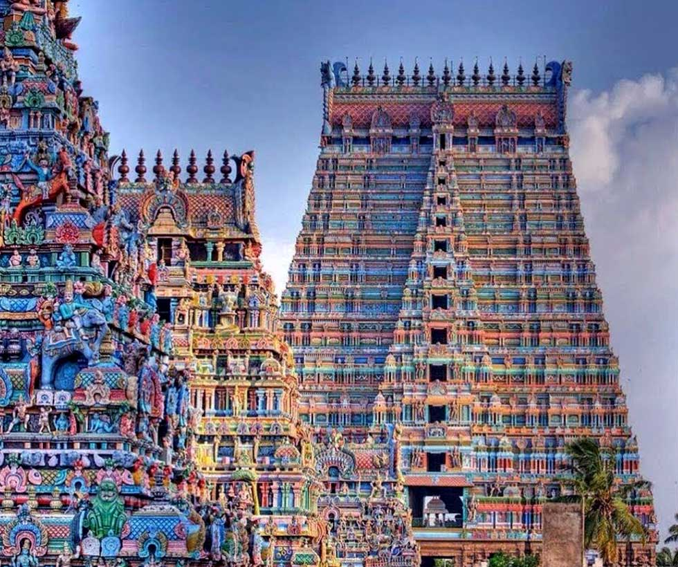 Traditional Tamil Nadu Tour Package