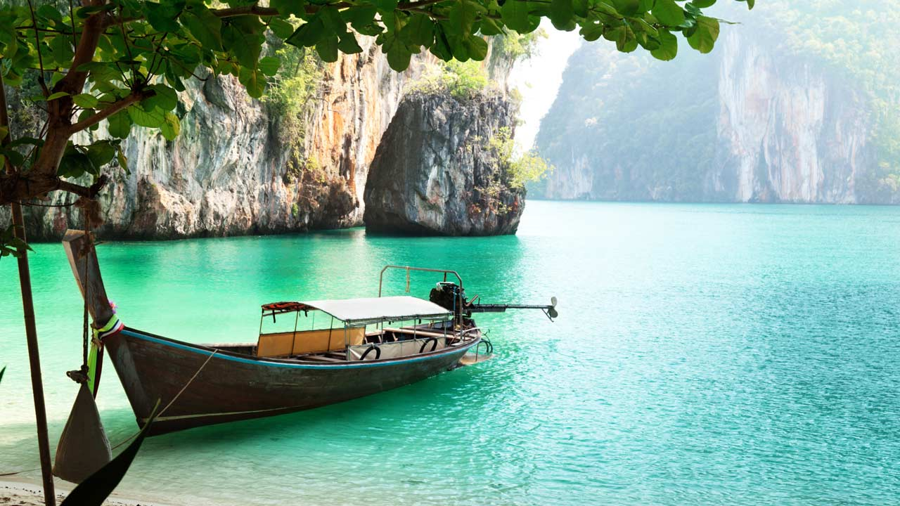 Deluxe Krabi Cruise And Singapore