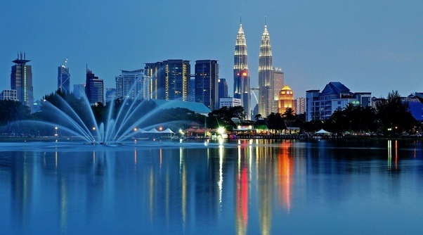 Singapore with Malaysia Fully Loaded