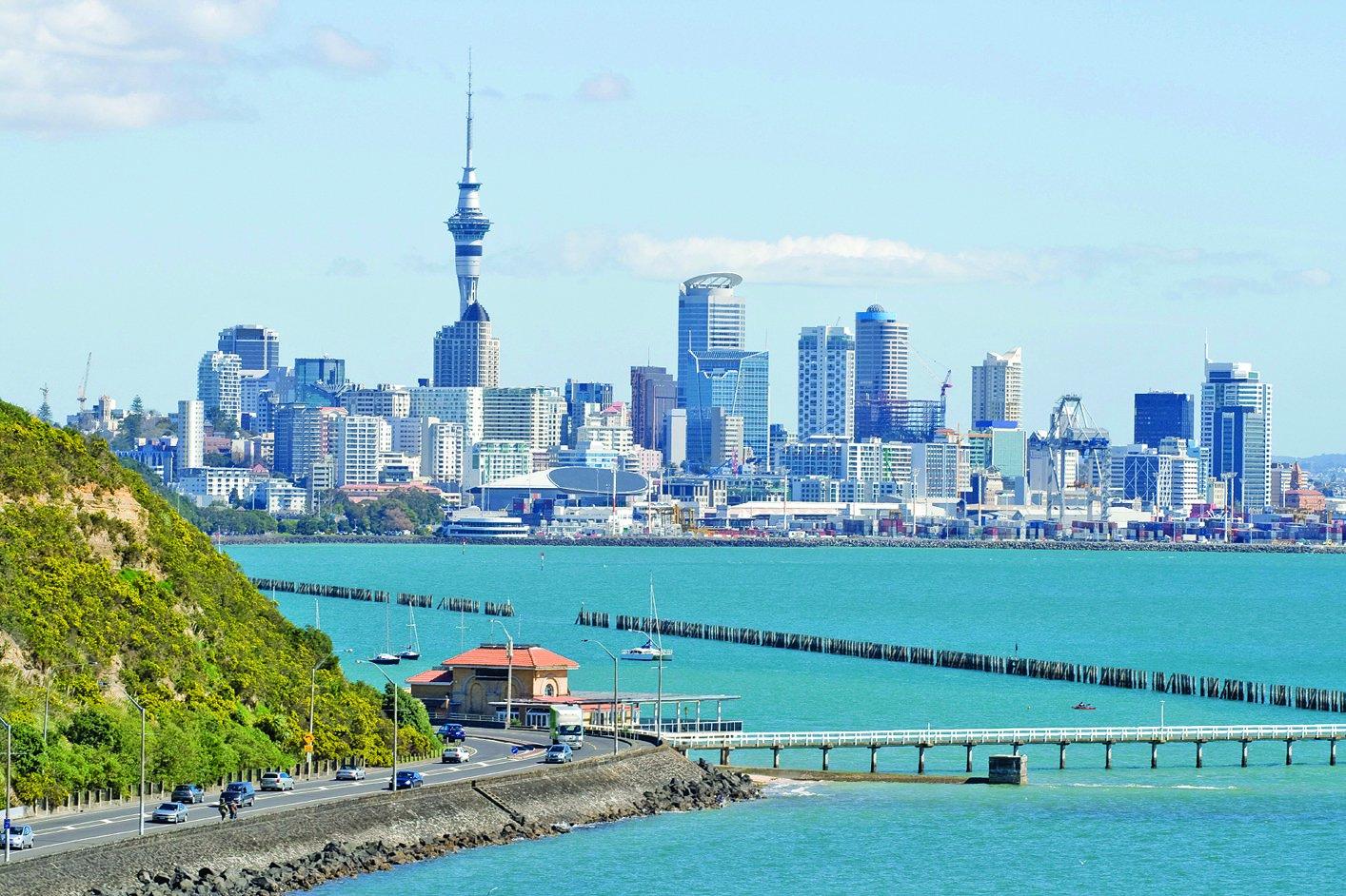 New Zealand Extravaganza Auckland Paihia Ro