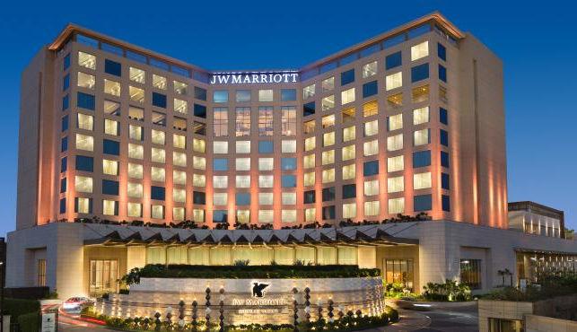 JW Marriott, Mumbai Sahar