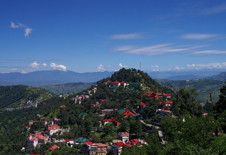 Mountainous Manali