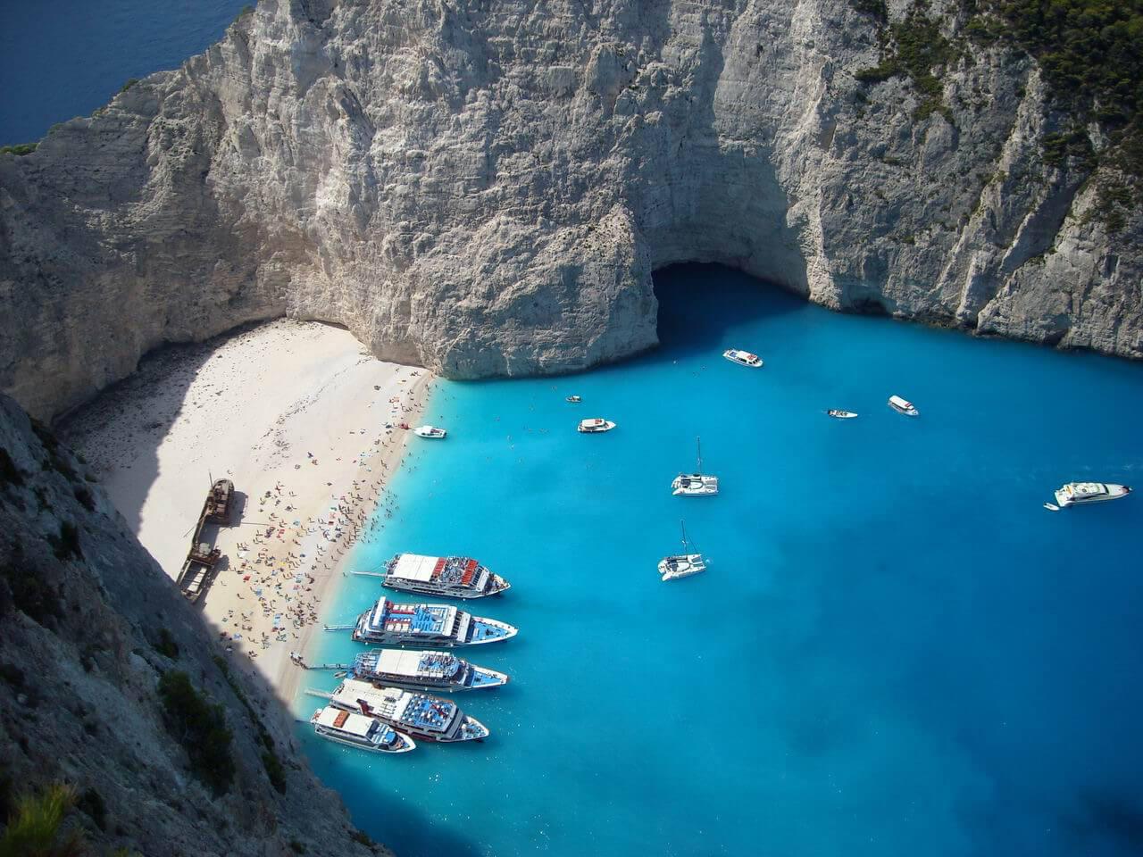 Greece Exclusive Athens Zakynthos