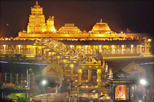 TIRUPATI TOUR FIXED DEPARTURES