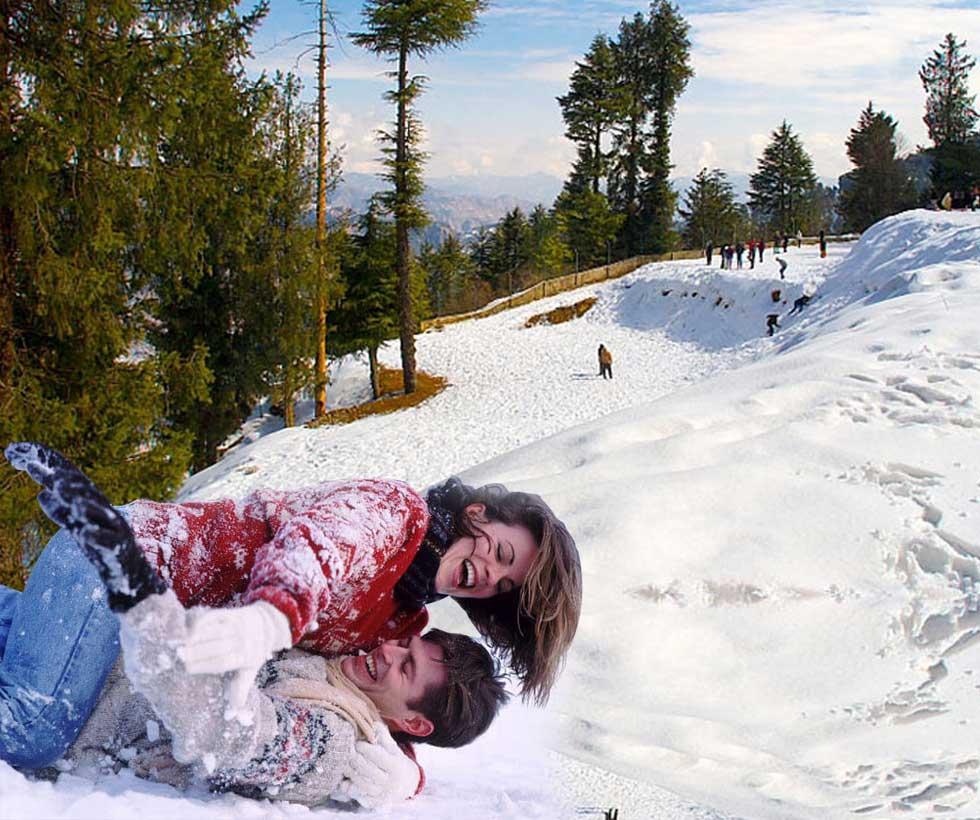 Best Selling Himachal Honeymoon Package