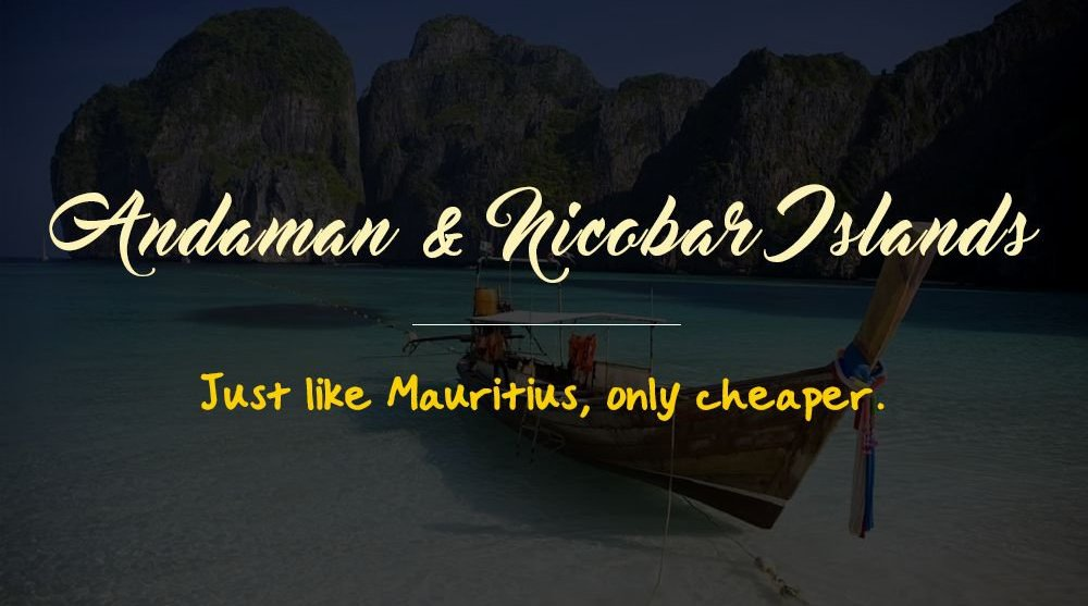 Affordable Andaman