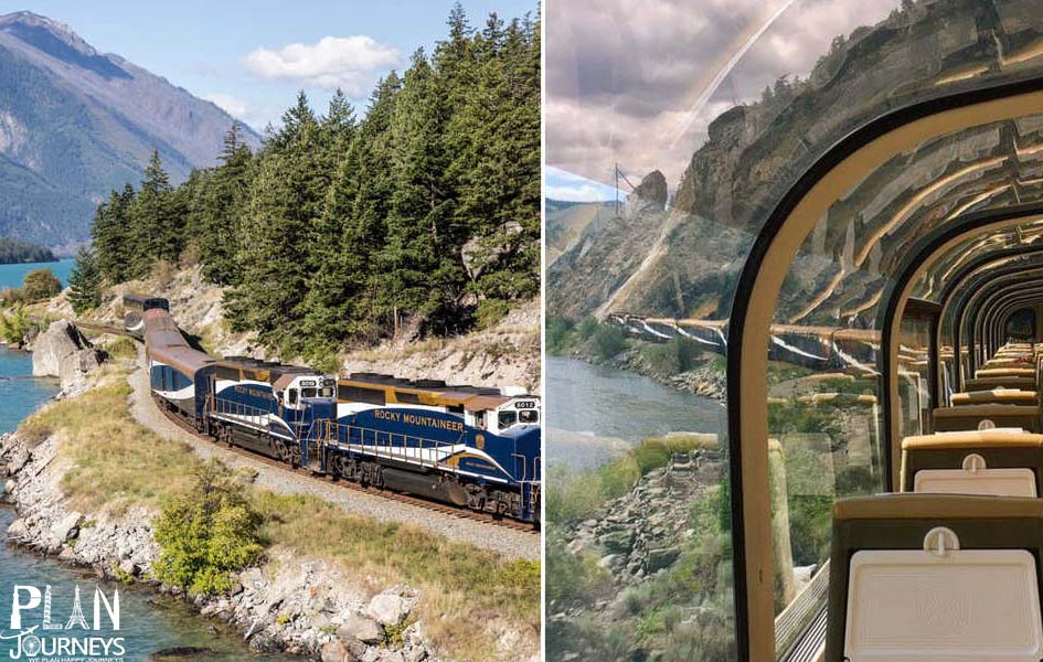 Canada with Rocky Mountaineer and Cruise