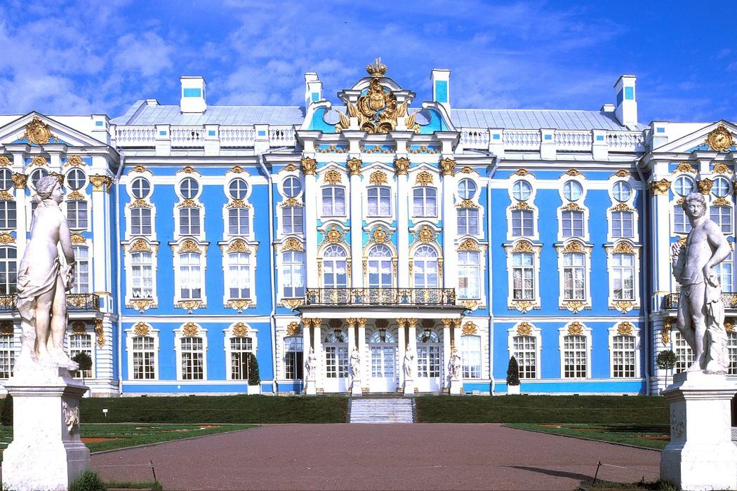 Russia Moscow St Petersburg Regular