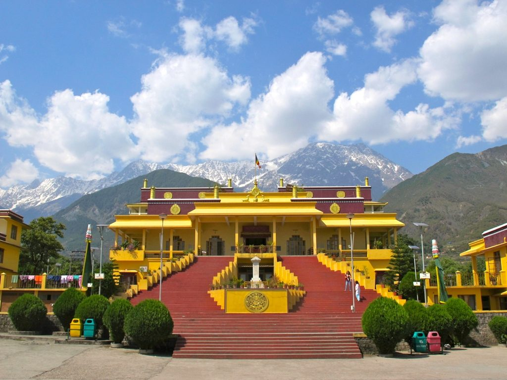 Western Himachal with Golden Temple