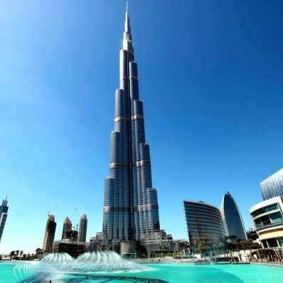 Dubai Honeymoon Special Fly-N-Stay
