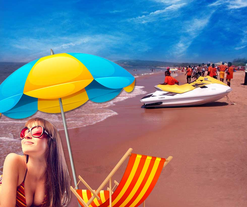 Full - Fun Goa tour Package