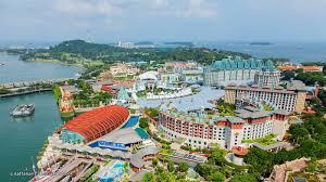 Singapore With Malaysia