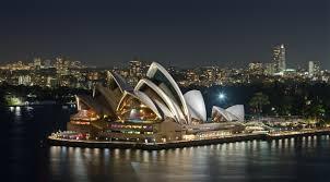 Australian Escapade - I Fly
