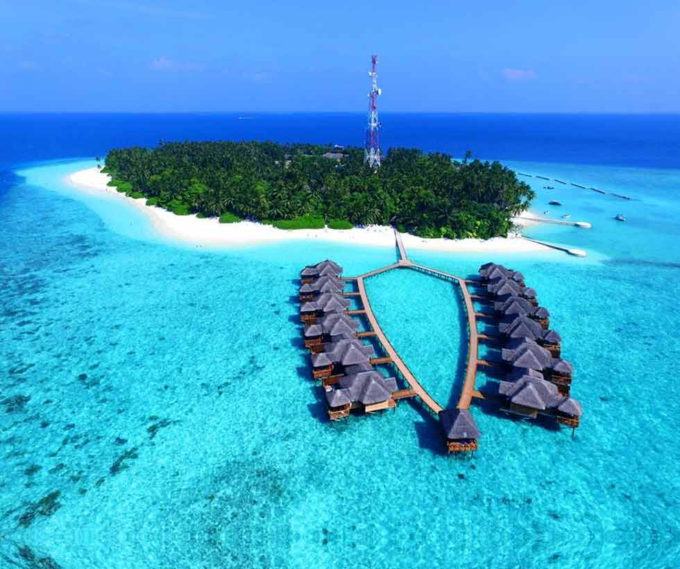 Royal Maldives Honeymoon Tour Package