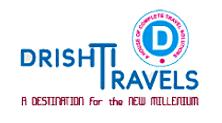 www.drishtitravels.com